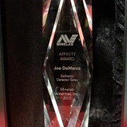 Minelab Affinity Award