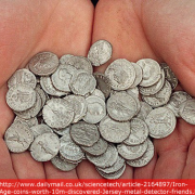 Jersey Silver Coins