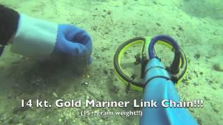 April 2nd., 2013. Gold Chain!! , Gold ring!! , lots of coins, manatees, and more!!