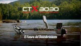 "Minelab TV Commerical: ""CTX 3030"" (Spanish)"