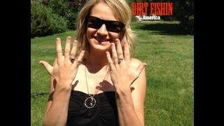 Dirt Fishin America #10: Metal detecting finds GOLD & SILVER rings!