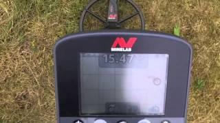 Minelabe - CTX 3030 50 Conductive Vs. Combine - Target Masking & Falsing