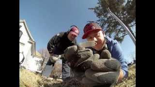Dirt Fishin America Episode 2. CTX 3030 Metal Detecting. GOLD & SILVER!
