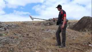 How to Find Gold with the Minelab GPX 5000 - Unstable audio