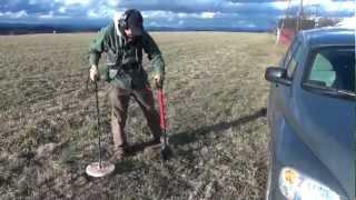 "Minelab Detecting: ""Episode 5: The Civil War Uncovered"""