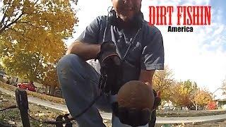 Metal Detecting a Cannon Ball and Secret Nun Treasures!