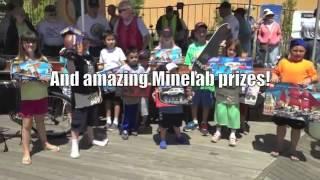 Minelabbing 2013 National Metal Detecting Day - Go Minelabbing!