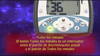Chapter 13: Minelab Detectors: X-TERRA 705 (Prospecting Mode) Quickstart