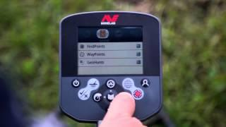 Minelab Detecting with the CTX 3030 - Integrated GPS & Mapping