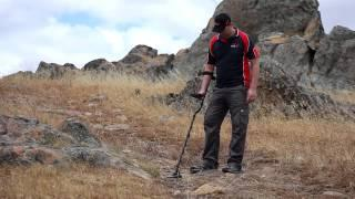 How to Find Gold with the Minelab X-TERRA 705 Gold Pack - What to Listen for