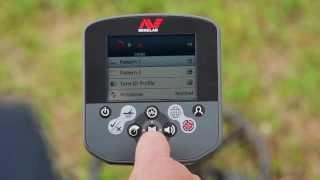 Minelab Detecting with the CTX 3030 - Discrimination Advantages