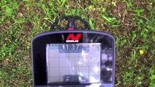 Minelab CTX 3030 - From America to Nürnberg - Gotta see it to believe it.