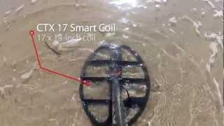 Go Detecting Anywhere with the Minelab CTX 3030