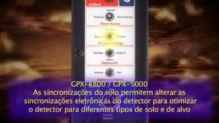 Chapter 7:  Minelab Detectors: GPX Series Detectors Quickstart