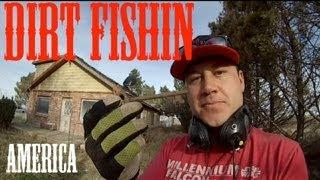 Dirt Fishin America Episode 4: Metal Detecting for treasure, coins and relics.