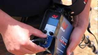 How to Find Gold with the Minelab GPX 5000 - Troubleshooting