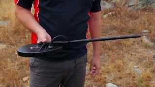How to Find Gold with Minelab - Assembling your X-TERRA 705 Gold Detector