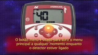 Chapter 19: Minelab Detectors: X-TERRA 305 Quickstart